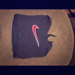 Nike Hoody Navy Blue